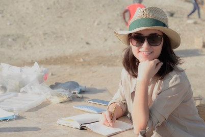 Ana Sánchez, arqueóloga