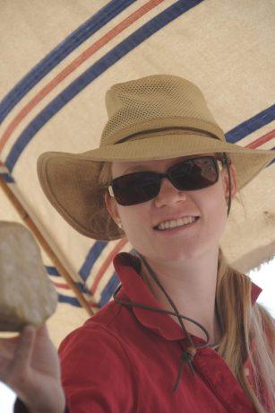 Erin Wilson, arqueoantropóloga