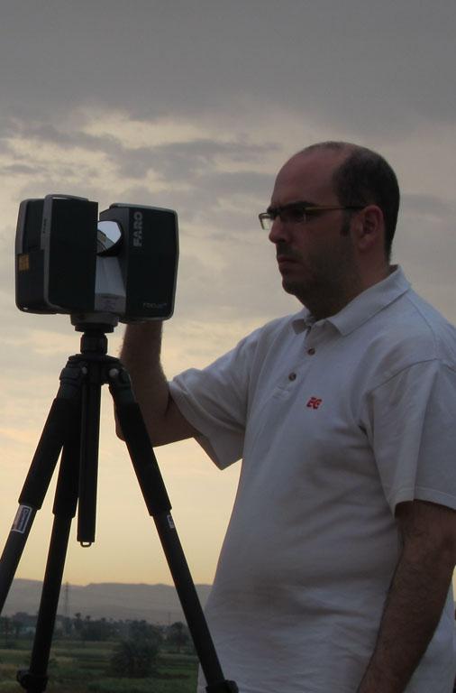 Javier Melero Ingeniero y Doctor en Informática UGR
