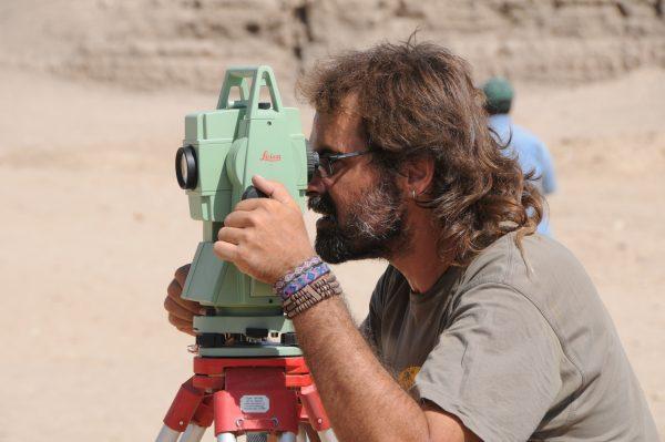 Juan Antonio Aranda, arqueólogo