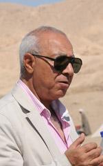 Mohamed El Bialy Exsecretario de Estado Antigüedades Egipto MOA Excodirector del proyecto
