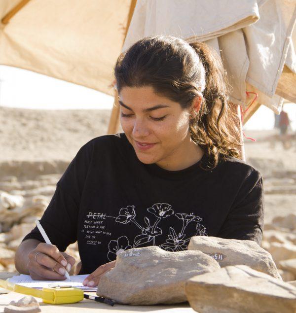 Reyes Somé, arqueóloga