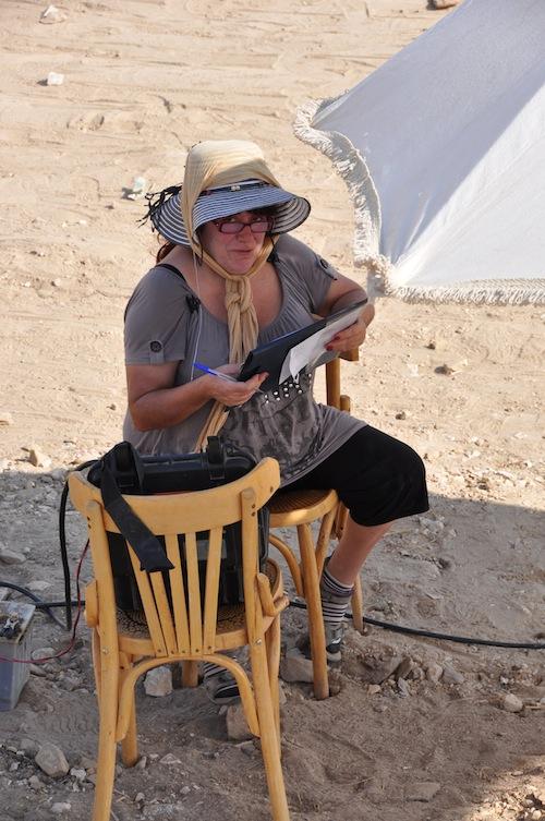 Teresa Teixidó Geofísica. Doctora Ciencias Físicas UGR