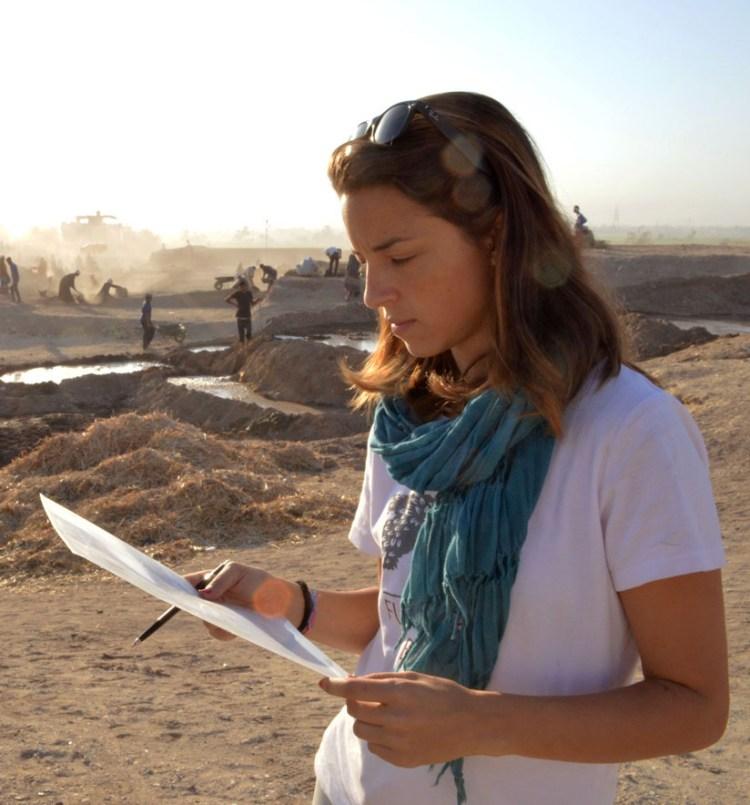 Maria Franco Egiptóloga