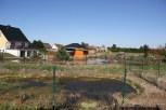 Zerstörte Vorgärten in Fischbeck