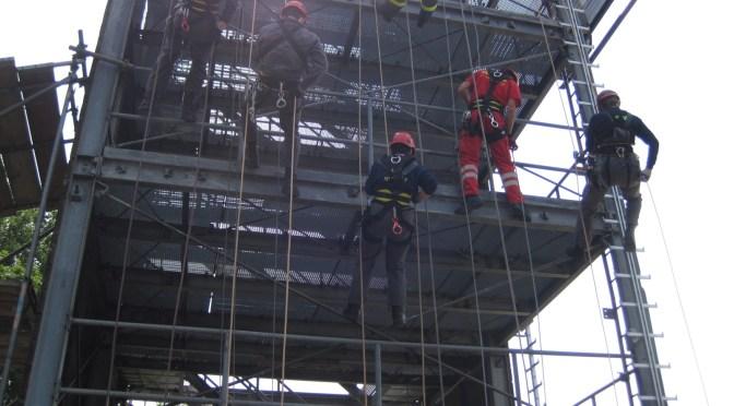 Ausbildungswochenende im Ortsverband Steglitz-Zehlendorf