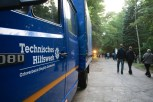 Kulturnacht auf dem Südwestkirchhof in Stahnsdorf