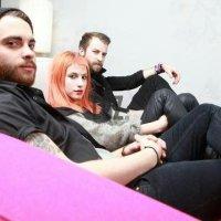 Divulgada nova sessão de fotos da banda Paramore