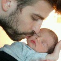 Divulgada a primeira foto de Milan Piqué, primeiro filho da Shakira