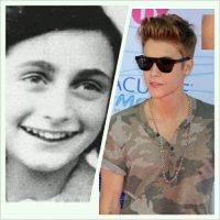 Justin Bieber é criticado por mensagem deixada no livro de visitas do museu da Anne Frank