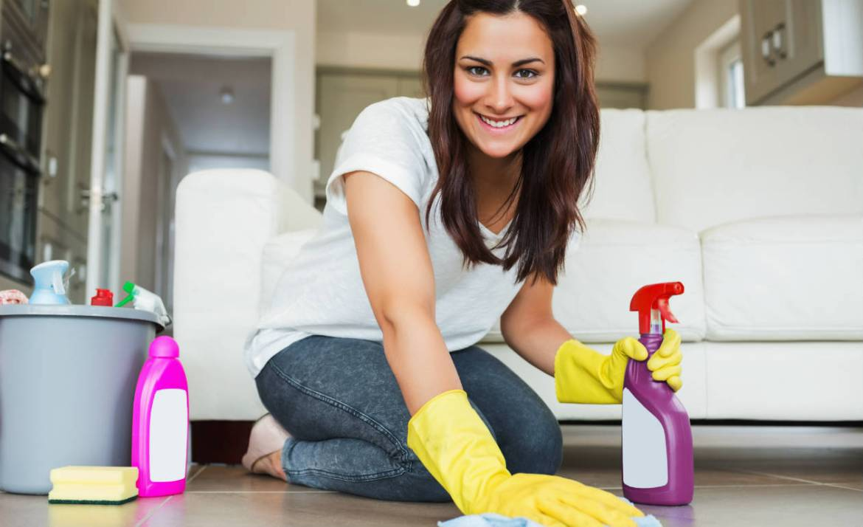 organização e limpeza da sua casa