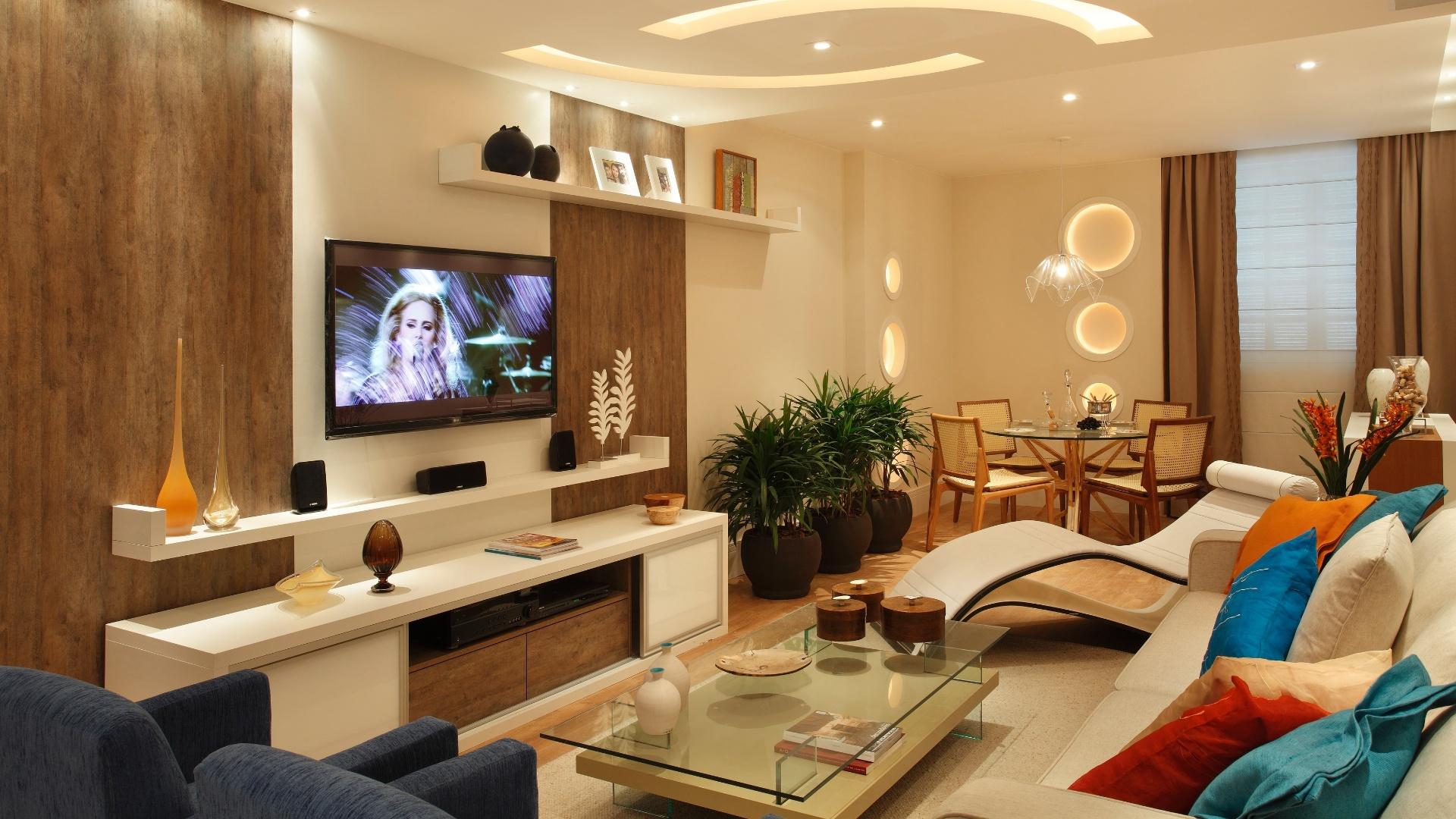 9 dicas para decorar sua sala de estar thyara porto - Sala de estar ...