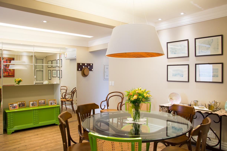 Sala De Jantar Pequena Com Mesa Redonda Cozinha Pequena Mesa