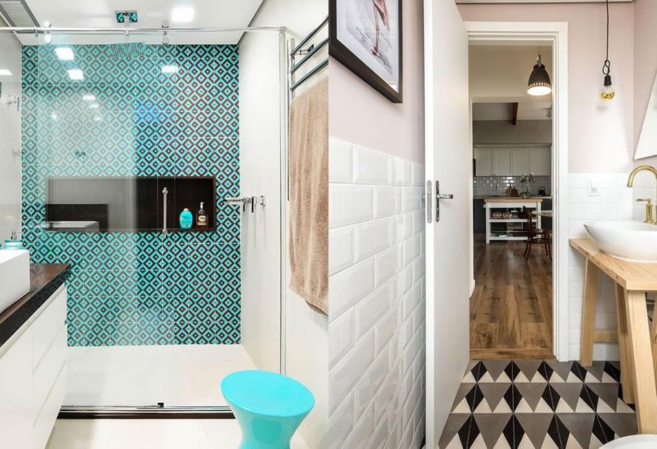 Banheiro Pequeno  5 dicas para decorar  Thyara Porto  Arquiteta -> Banheiro Pequeno Mas Lindo