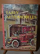 Golden Book of Knowledge_Early Automobiles