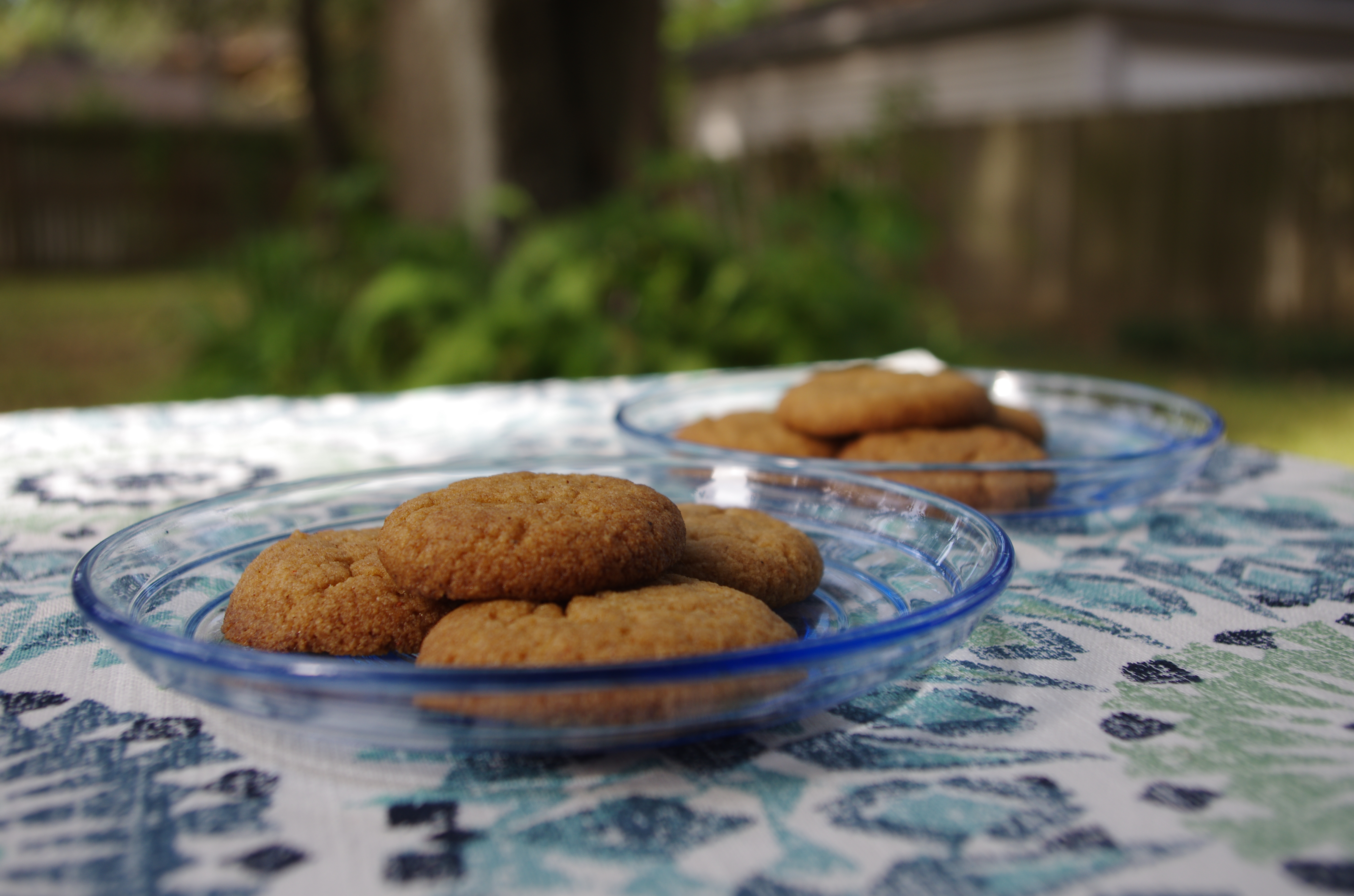 for several years now i have tried to make ginger snap cookies that are gluten and sugar free but have