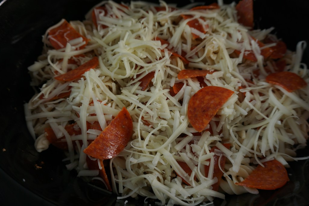 slow cooker pizza
