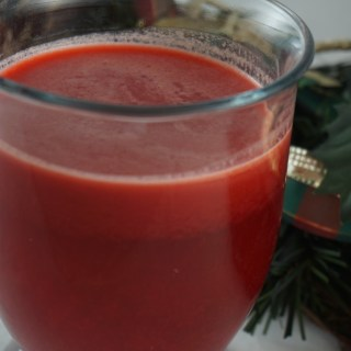 Spiced Cranberry Juice
