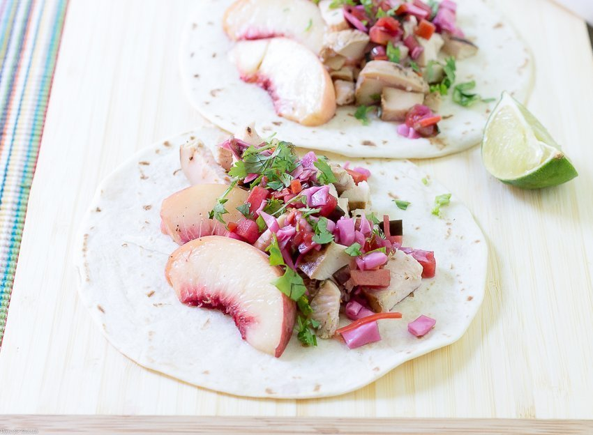 peach-chipotle-chicken-tacos