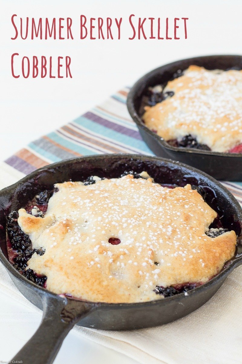 summer-berry-skillet-cobbler