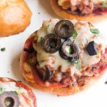 Supreme Pizza Sliders