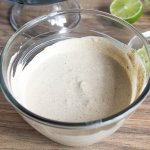 Creamy Tex Mex Salad Dressing