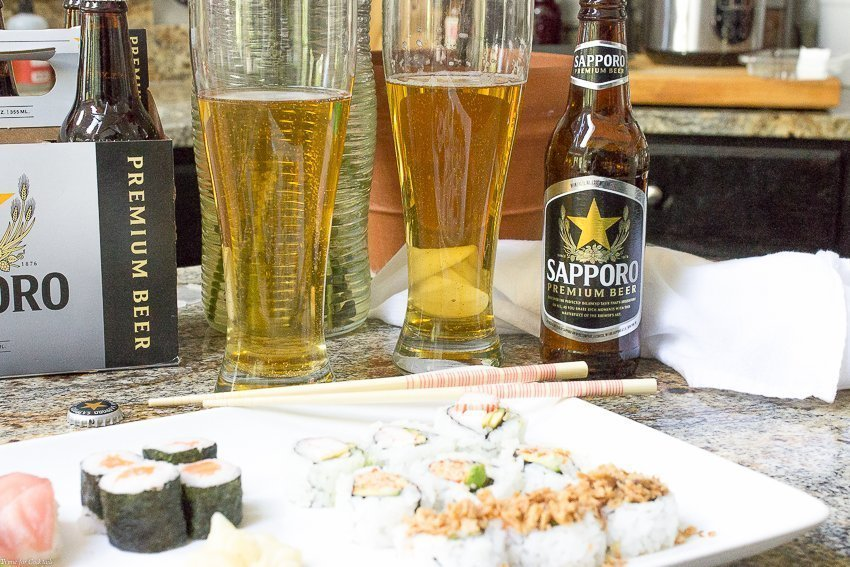Do you follow food trends? Are you the foodie who knows exactly what national food holiday it is? Celebrate International Sushi Day with sushi and Sapporo!