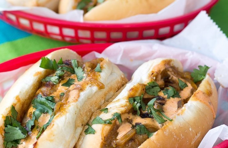 Chipotle Mustard Beer Brats Recipe