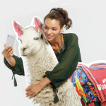 Celebrate National Llama Day + Cost Plus World Market