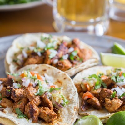 Easy 10-Ingredient Tacos al Pastor Recipe