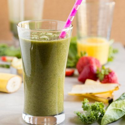 Non-Dairy Green Smoothie
