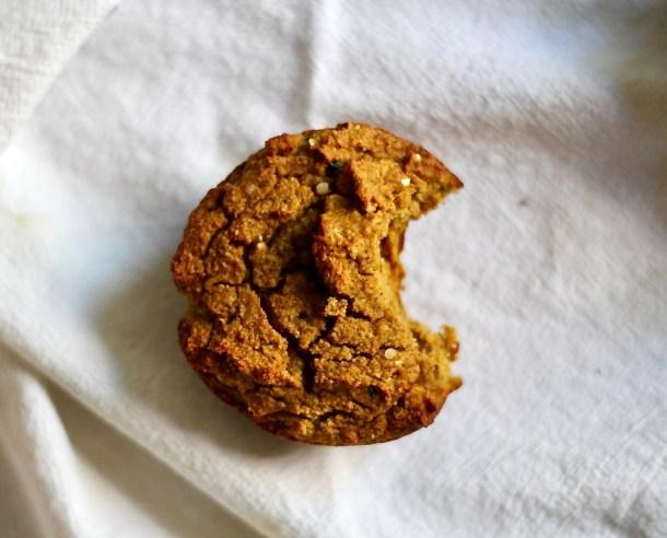 paleo pumpkin breakfast muffins