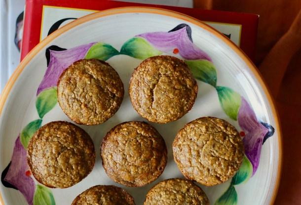 Flourless Magic Muffins