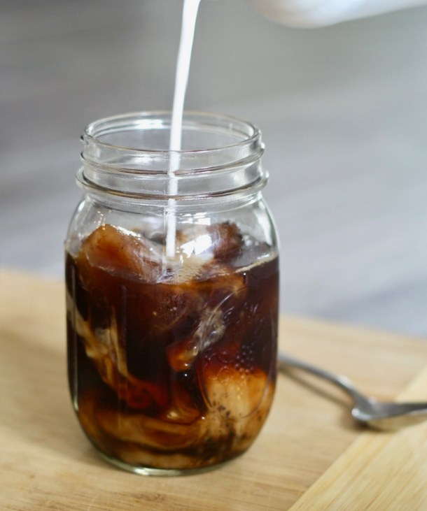Coconut Spice Iced Coffee
