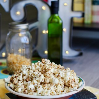 Pumpkin Spice Kettle Corn