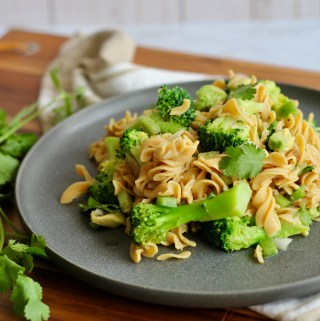 20 Minute Green Goddess Pasta