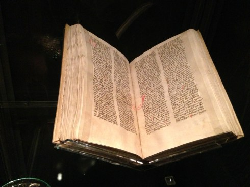 Gesta Cnutonis Regis. The book of Knut`s regency. From around 1042 or a little later
