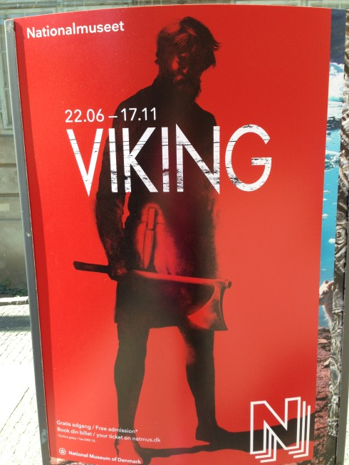 Vikings who couldn`t afford swords, carried axes