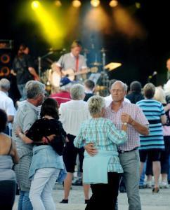 Small music festivals