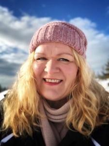 Thyra Dane, author of Scandinavian romance
