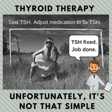 Thyroid therapy-TSH-fixed
