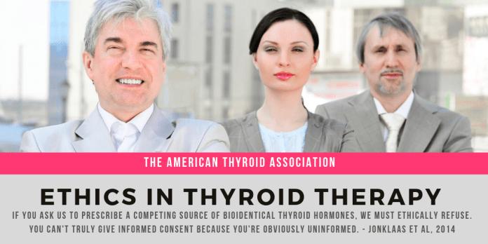 American Thyroid Association-Ethics