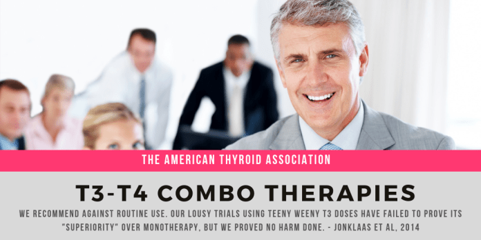 American Thyroid Association-T3-based-therapies