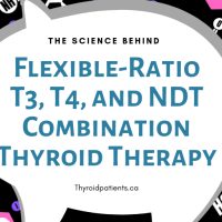 Flexible-Ratio T3, T4, and NDT Combination Thyroid Therapy