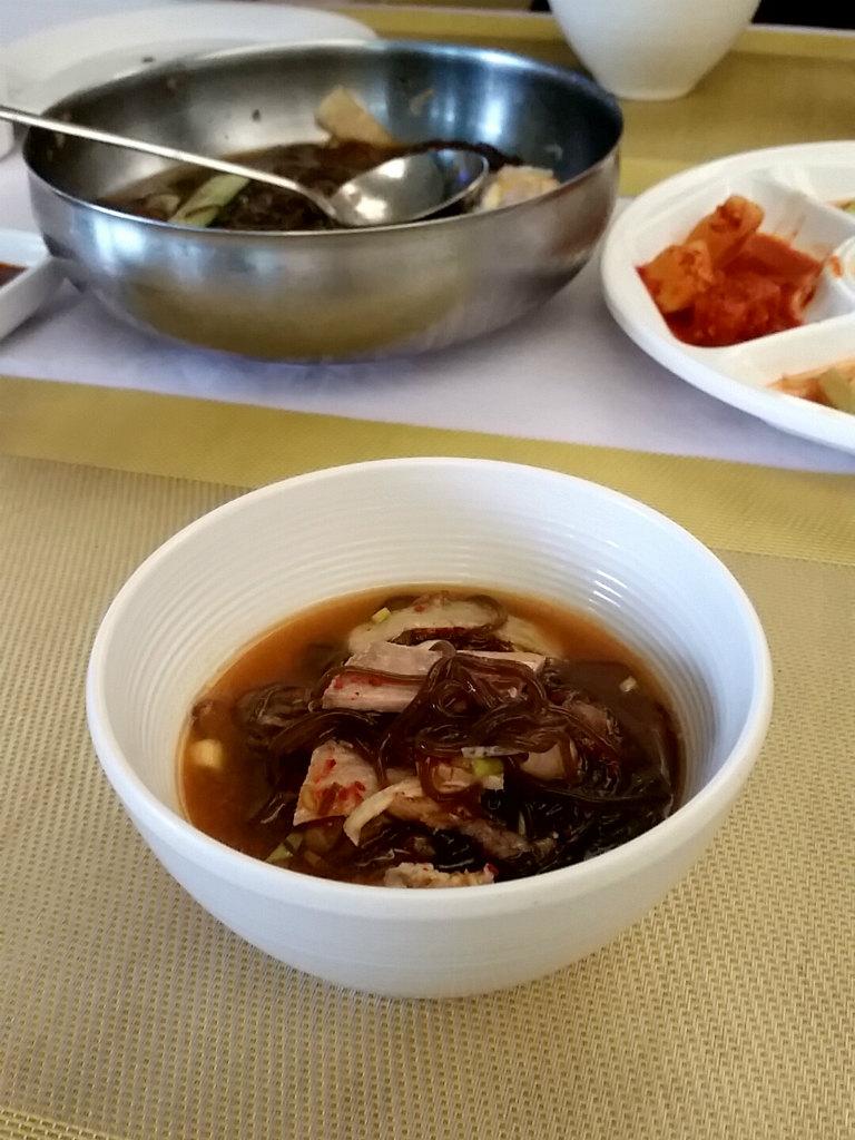 北朝鮮レストランTI
