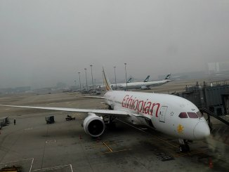 エチオピア航空TI