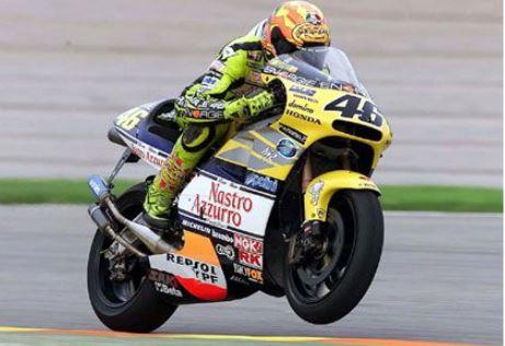 20 ár síðan keppt var síðast í 500cc tvígengis í MotoGP