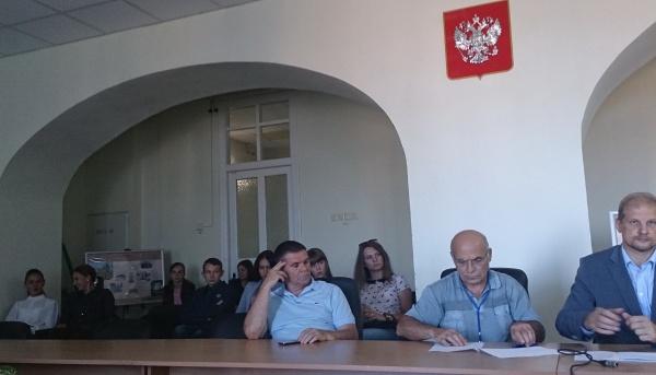В Севастополе состоялся круглый стол «Актуальные проблемы безопасности на Юге России»