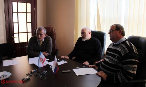 Геополитический взгляд из Крыма