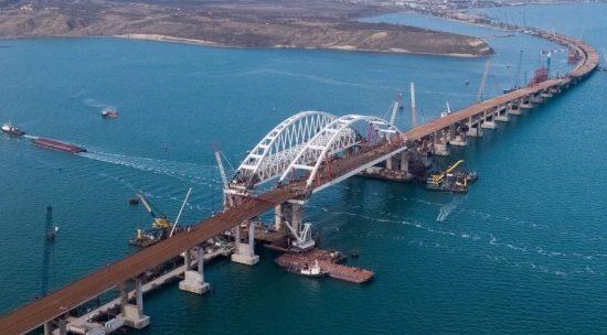 Крымский мост символизирует будущий рывок России